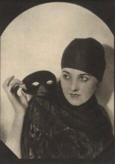 Kathlene Martyn, by E.O. Hoppé, circa 1917 - NPG  - © 2020 E.O. Hoppé Estate Collection / Curatorial Assistance Inc.
