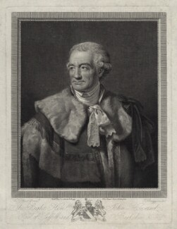 John Howard, 15th Earl of Suffolk and 8th Earl of Berkshire, by and published by Thomas Bragg, after  Archer James Oliver - NPG D37831
