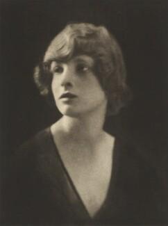 Olga Marie Stuart Lambert (née Morrison, by E.O. Hoppé - NPG Ax132941