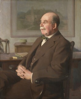 Sir (Edward) Guy Dawber, by Sir Gerald Kelly - NPG 6900