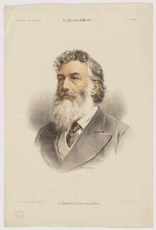 Frederic Leighton, Baron Leighton, by Maclure & Macdonald, published by  The Pictorial World, after  Samuel Alexander Walker - NPG D37287