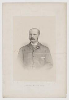 William Leir, by Morris & Co - NPG D37290