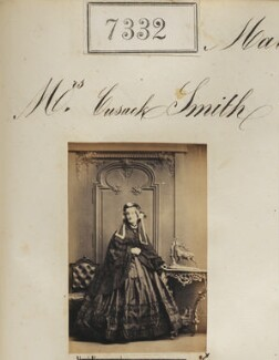 Louisa Smith (née Smith-Barry), by Camille Silvy - NPG Ax57243