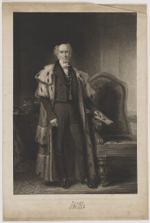 Sir James Forrest, 1st Bt, by Thomas Dick, after  William Smellie Watson - NPG D37734
