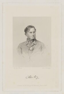 John George Weld-Forester, 2nd Baron Forester, by Joseph Brown, published by  Alfred Head Baily, after  Unknown artist, published 1 June 1867 - NPG D37735 - © National Portrait Gallery, London