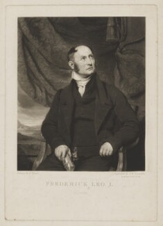 Frederick Leo, by Samuel William Reynolds, after  Henry Wyatt - NPG D37303
