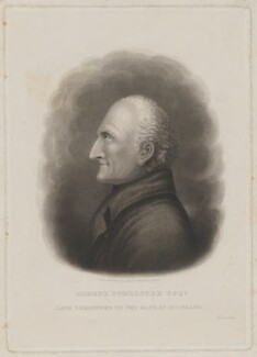 Robert Forrester, possibly after Edward Mitchell, 1824 or after - NPG D37737 - © National Portrait Gallery, London