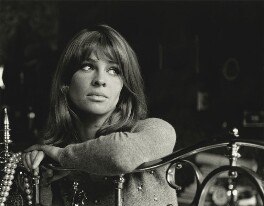 Julie Christie, by Edmund Warwick Gee - NPG x133181