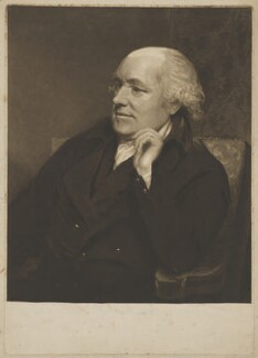 Thomas Forsyth, by Charles Turner, after  Sir William Beechey - NPG D37743