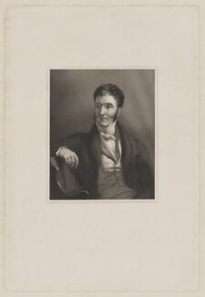 Hugh Fortescue, 2nd Earl Fortescue, by William Holl Jr, after  Sir George Hayter, published 1840 - NPG D37745 - © National Portrait Gallery, London