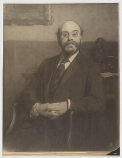 Joseph Haim Levy, after Solomon Joseph Solomon - NPG D37312