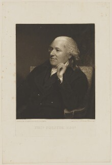 Thomas Forsyth, by Charles Turner, after  Sir William Beechey - NPG D37750