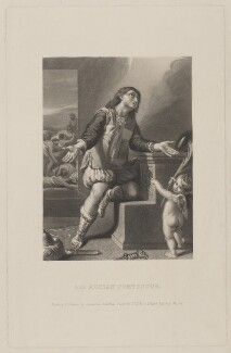 Sir Adrian Fortescue, after Mattia Preti - NPG D37752