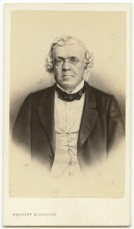 William Makepeace Thackeray, by Charlet & Jacotin - NPG x46624