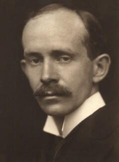 Hugh Richard Heathcote Gascoyne-Cecil, Baron Quickswood, by George Charles Beresford - NPG x5730