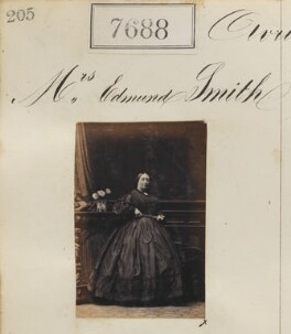 Hester Smith, by Camille Silvy - NPG Ax57527