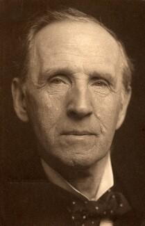 John Morley, 1st Viscount Morley of Blackburn, by George Charles Beresford - NPG x12492