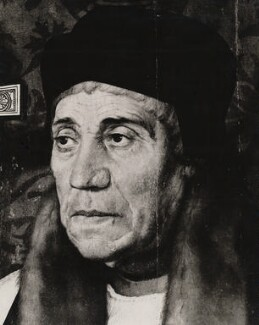William Warham, after Hans Holbein the Younger - NPG D37495