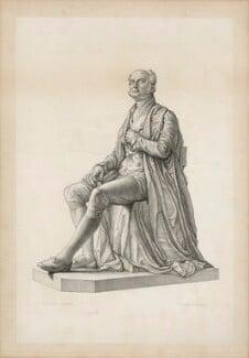 Samuel Wilson Warneford, by J. Fisher, after  Peter Hollins - NPG D37844