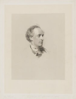 Henry George Liddell, by William Holl Jr, after  George Richmond - NPG D37328