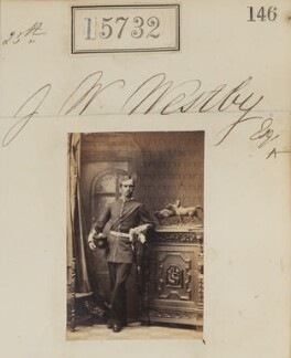 John Wright Westby, by Camille Silvy - NPG Ax63659