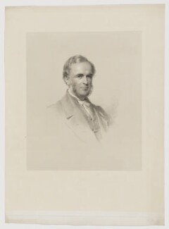 John Pridieux Lightfoot, by Francis Holl, after  George Richmond - NPG D37333