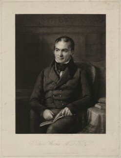 Pelham Warren, by and published by John Linnell - NPG D37854
