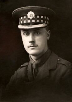 John Scott, 4th Earl of Eldon, by George Charles Beresford, 6 November 1918 - NPG x12956 - © National Portrait Gallery, London