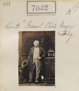 Charles Murray Hay, by Camille Silvy - NPG Ax57671