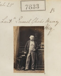 Charles Murray Hay, by Camille Silvy - NPG Ax57672