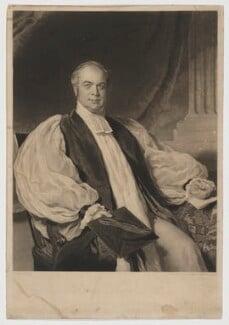 Christopher Lipscomb, by Charles Turner, after  Charles William Pegler - NPG D37357