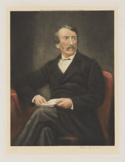 David Livingstone, published by Museum Galleries, after  Frederick Havill - NPG D37379