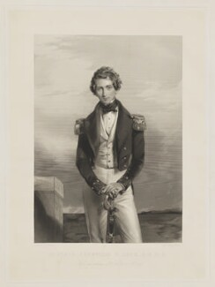 Granville Gower Loch, by Joseph Brown, after  George Richmond - NPG D37392