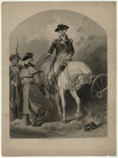 George Washington, published by and after F.O.C. Darley - NPG D37878