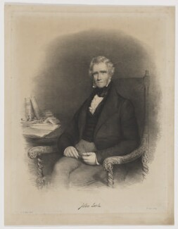 John Loch, by Paul Gauci, after  Eden Upton Eddis - NPG D37397