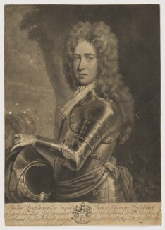 Philip Lockhart, published by Andrew Johnston - NPG D37403
