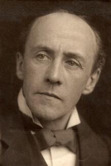 Sir Anthony Hope (Anthony Hope Hawkins), by George Charles Beresford - NPG x15475