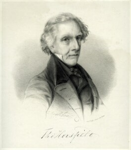 Thomas Horsefield, by J. Erxleben, printed by  Day & Haghe - NPG D38021