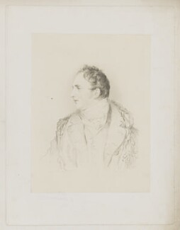 Charles William Vane-Stewart, 3rd Marquess of Londonderry, by Frederick Christian Lewis Sr, after  Sir Thomas Lawrence - NPG D37420
