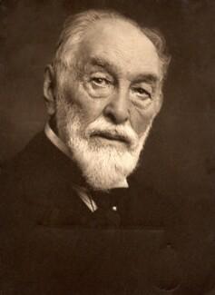 Frederic Harrison, by George Charles Beresford - NPG x17424