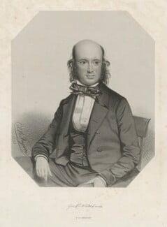 George Robert Waterhouse, by Thomas Herbert Maguire, printed by  M & N Hanhart - NPG D37883