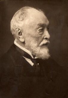 Frederic Harrison, by George Charles Beresford - NPG x17425