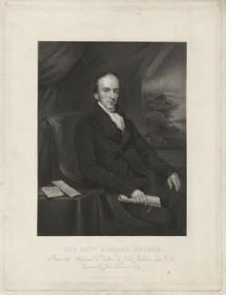 Richard Watson, by John Cochran, published by  John Jackson - NPG D37890