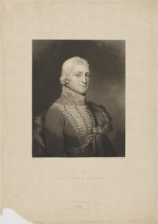 Robert Ballard Long, by and published by Charles Turner, after  William Fowler - NPG D37427