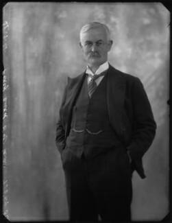 Sir Percy Angier Hurd, by Bassano Ltd - NPG x154626