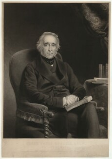 Jesse Watts-Russell, by George Salisbury Shury, published by  Henry Graves & Co, after  Eden Upton Eddis - NPG D37900
