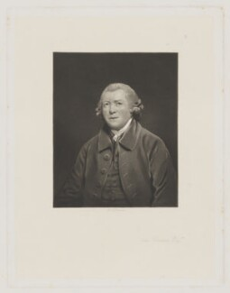 Mr Fooden (or Fowden), by Arthur N. Sanders, after  Sir Joshua Reynolds, published 1866 (1781) - NPG D37768 - © National Portrait Gallery, London