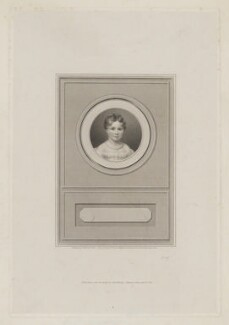 Ada Lovelace, by Edward Scriven, published by  John Samuel Murray, after  Louis Ami Ferrière - NPG D37457