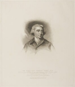 Charles James Fox, by Henry Meyer, published by  T. Cadell & W. Davies, after  John Jackson, after  Sir Joshua Reynolds - NPG D37772