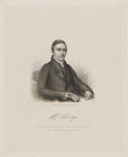 William Charles Loveless, by Richard Woodman - NPG D37458